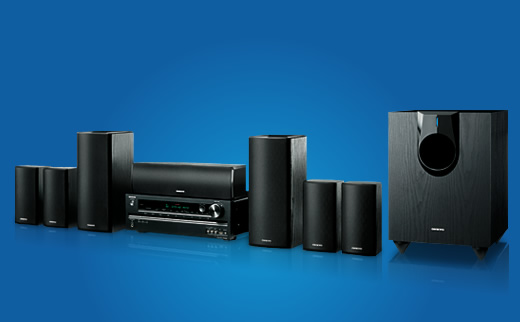 Onkyo HT-S5400 7.1-Channel Home Theater System