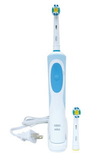 Review of Oral-B Vitality ProWhite Rechargeable Electric Toothbrush