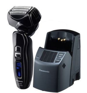 Review of Panasonic ES-LA93-K Men's 4-Blade (Arc 4) Multi-Flex Dual-Motor Wet/Dry Nanotech Rechargeable Electric Shaver with Vortex Cleaning System