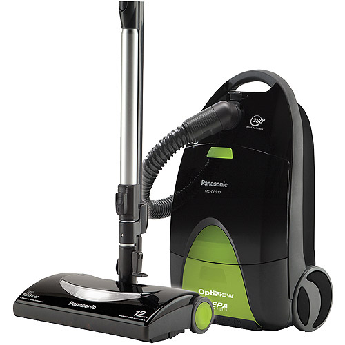 Review of Panasonic MC-CG917 Bag Canister Vacuum Cleaner