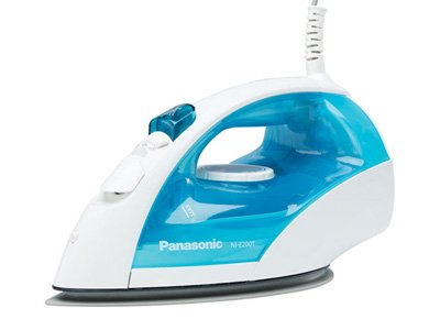 Review of Panasonic NI-E200T U-Shape Titanium Soleplate Steam-Dry Iron