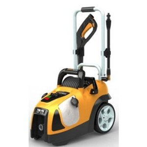 Review of Powerworks 51102 1700 PSI Electric Pressure Washer 1.4GPM with Quiet Induction Motor