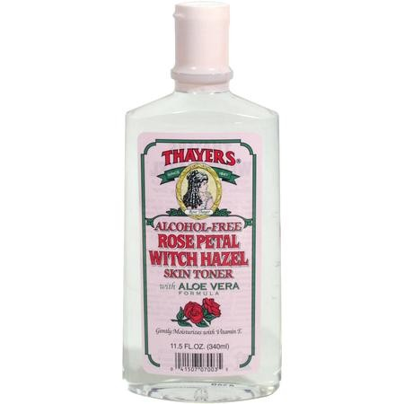 Thayer's Rose Petal Witch Hazel Toner with Aloe Vera
