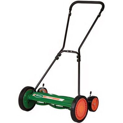 Review of Scotts 2000-20S 20-Inch Classic Push Reel Lawn Mower
