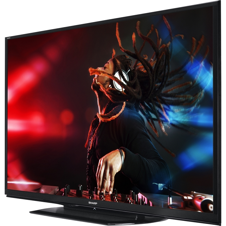 Sharp LE650 Series Aquos 1080p LED Smart TV