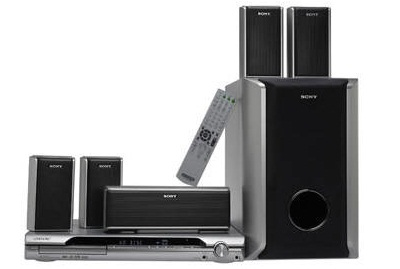 Review of Sony BRAVIA DAV-DZ170 Home Theater System