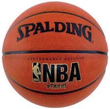 Review of Spalding NBA Street Basketball