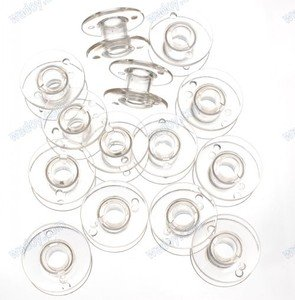 Review of Style SA156 Sewing Machine Bobbins for Brother - 10 Pack