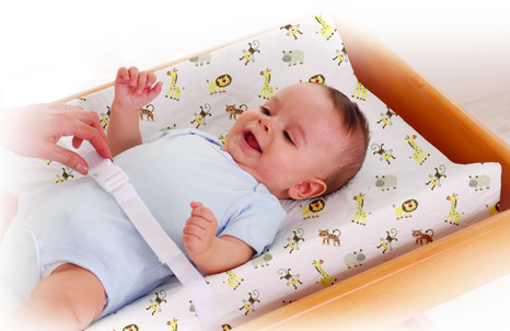 Review of Summer Infant Contoured Changing Pad