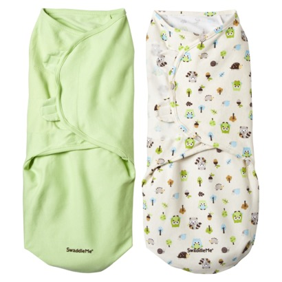 Summer Infant SwaddleMe 2-Pack