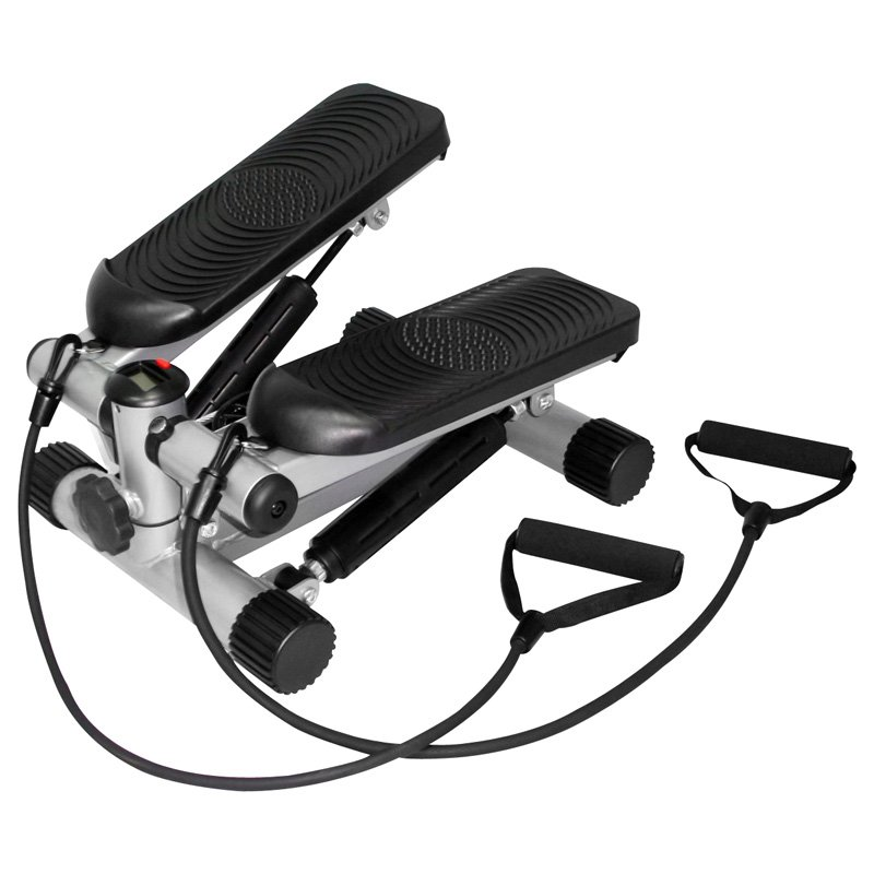 Review of - Sunny Health & Fitness Twister Stepper