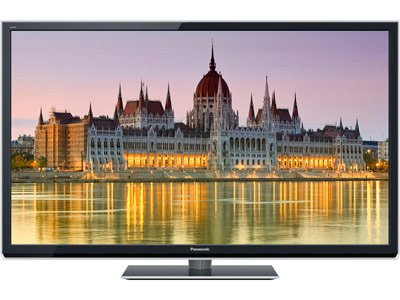 Panasonic VIERA TC (ST) Series 1080p 120Hz Full HD 3D Plasma TV