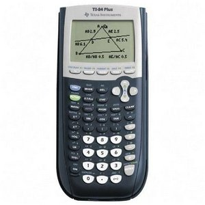 Review of Texas Instruments TI-84 Plus Graphing Calculator