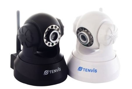 Review of TENVIS Wireless IP Pan/Tilt/ Night Vision Internet Surveillance Camera (Model No. JPT3815W)