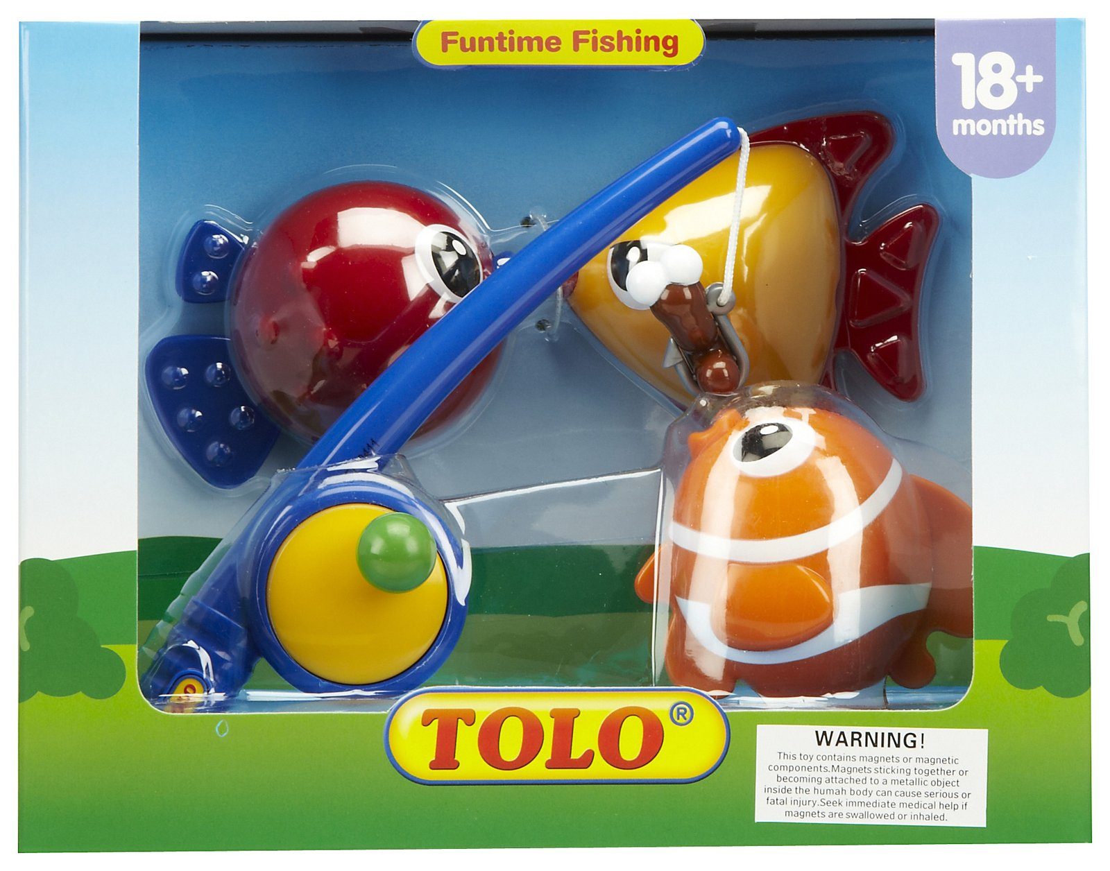 Review of Tolo Toys Funtime Fishing