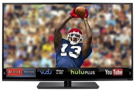 VIZIO E Series 1080p 120Hz LED Smart HDTV