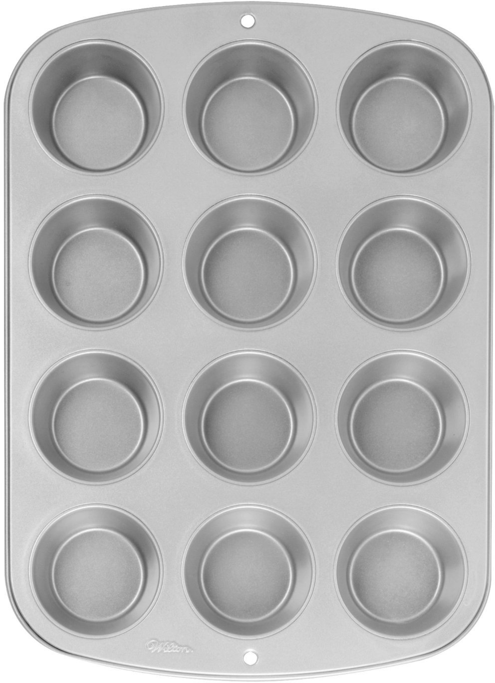 Review of Wilton Recipe Right Nonstick 12-Cup Regular Muffin Pan