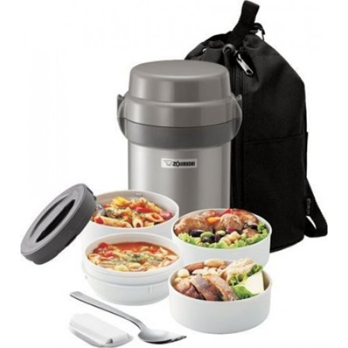Review of Zojirushi SL-JAE14SA Mr. Bento Stainless Steel Lunch Jar