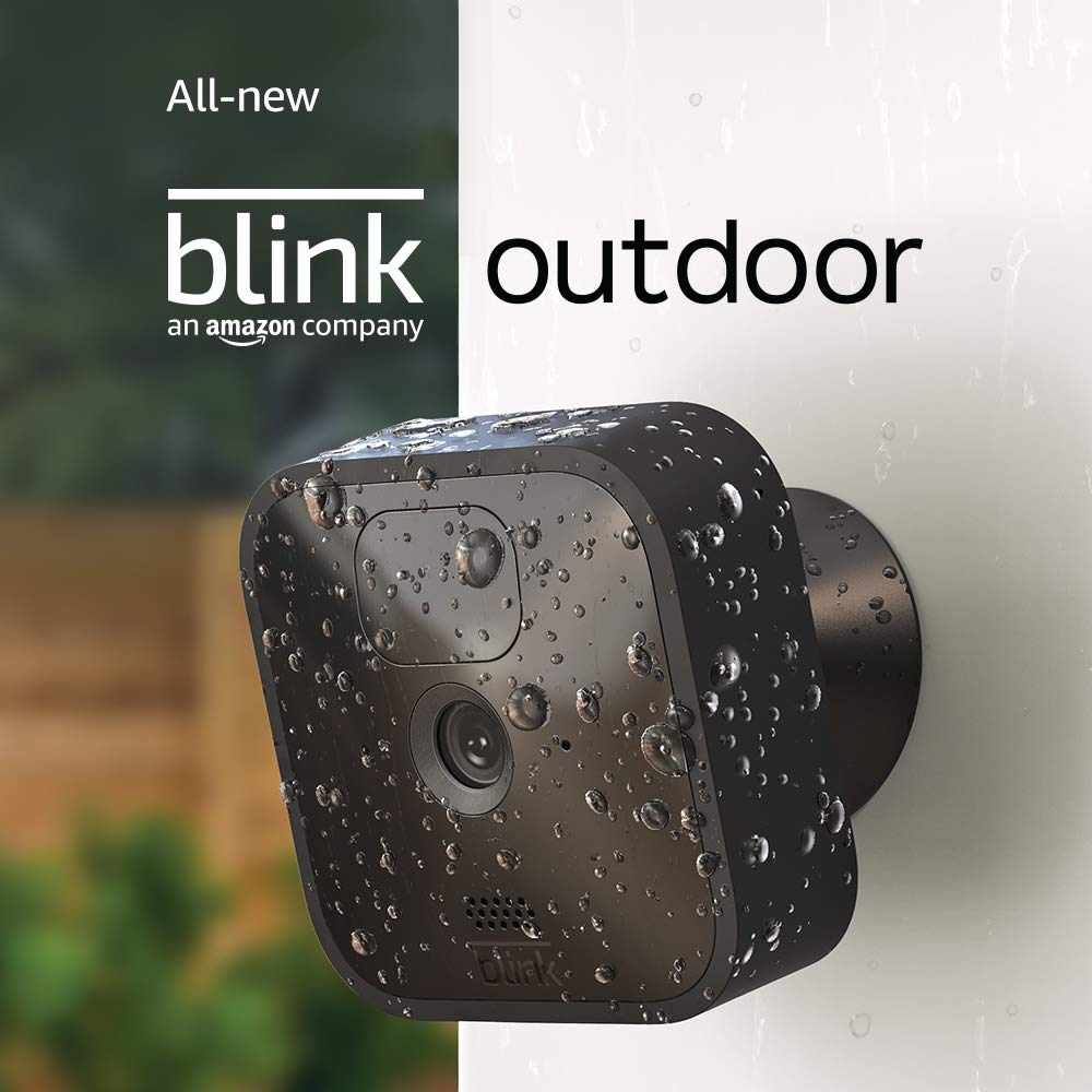 Review of All-new Blink Outdoor wireless, weather-resistant HD security camera