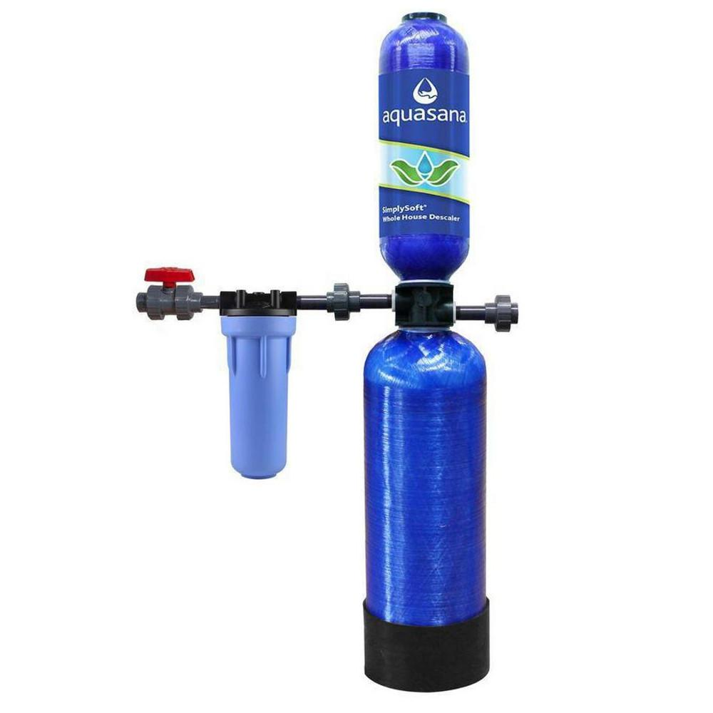 Aquasana SimplySoft Series 600,000 Gal. Whole House Salt-Free Water Softener