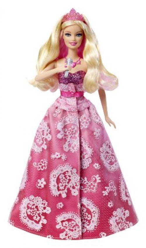 Review of Barbie The Princess & the Popstar 2-in-1 Transforming Doll (Tori  and Keira)