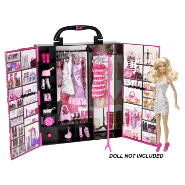 Review of Barbie Fashionista Ultimate Closet