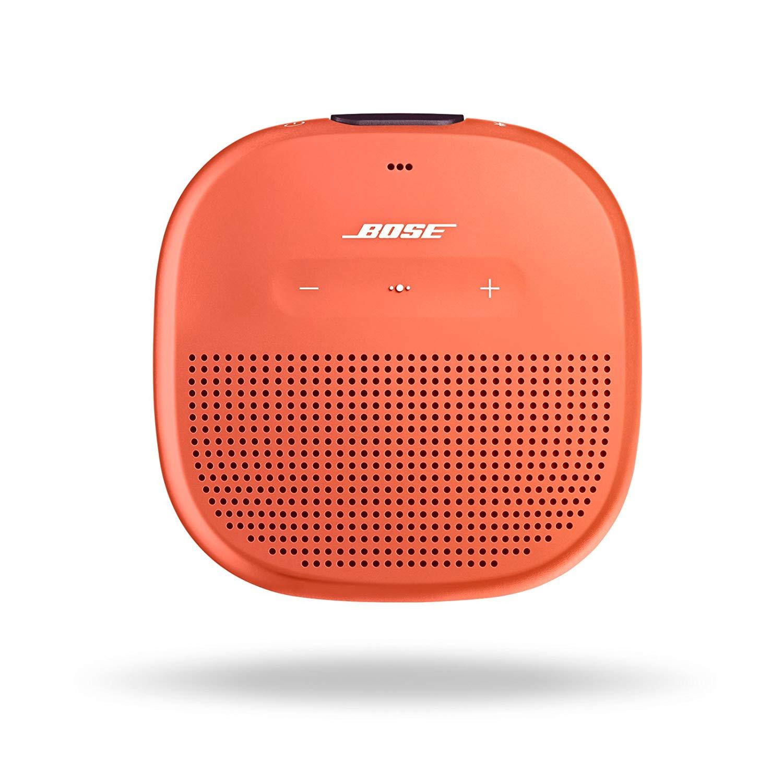 Review of Bose SoundLink Micro Bluetooth speaker - Orange - 783342-0100