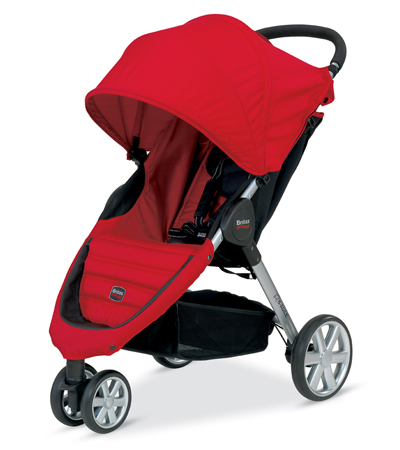Review of Britax B-Agile Stroller
