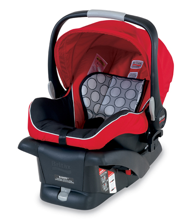 Review of Britax B-Safe Infant Car Seat
