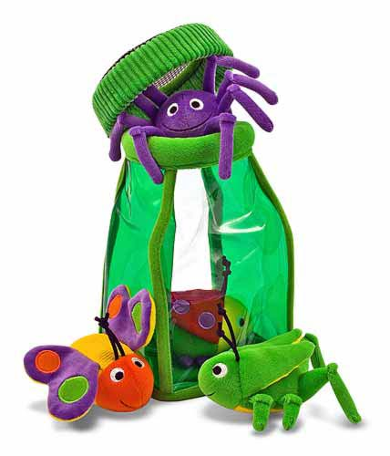 Review of Melissa & Doug Deluxe Bug Jug Fill & Spill Soft Baby Toy