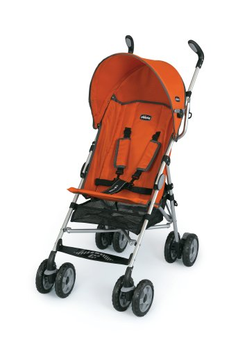 Review of Chicco Ct0.6/Capri Lightweight Stroller