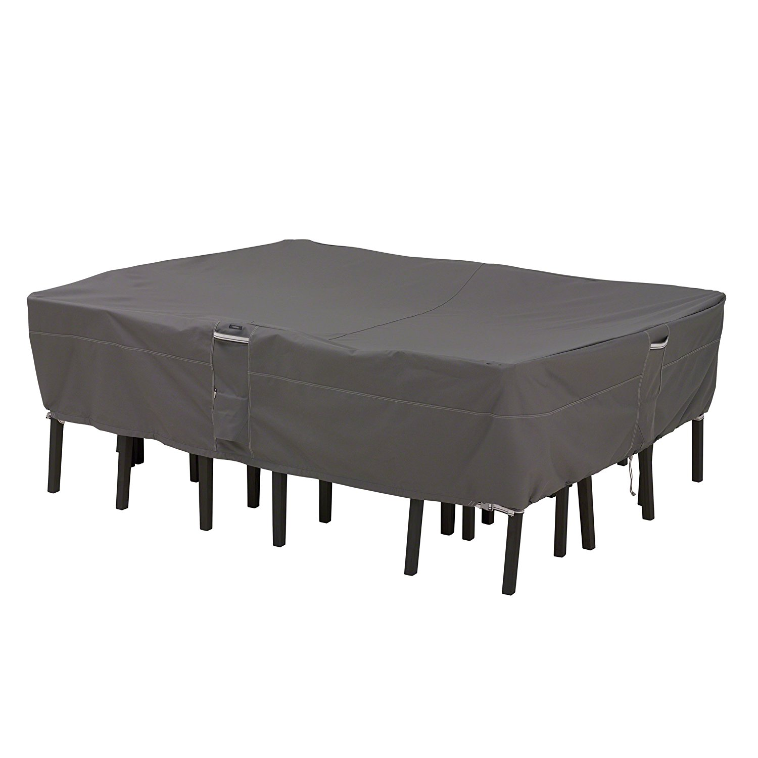Review of Classic Accessories Ravenna Medium Rectangular/Oval Patio Table and Chair Set Cover
