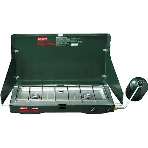Review of Coleman PERFECTFLOW Two-Burner Propane Stove