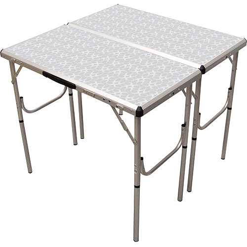 Review of Coleman Pack-Away 4-In-1 Table