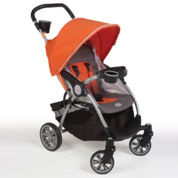 Review of Contours Lite Stroller [DISCONTINUED]