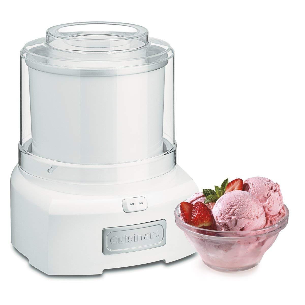 Review of Cuisinart ICE-21 1.5 Quart Frozen Yogurt-Ice Cream Maker