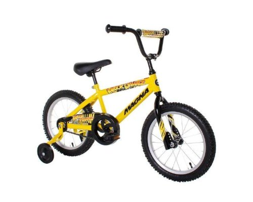Review of Dynacraft Magna Major Damage Boys BMX Street/Dirt Bike 16