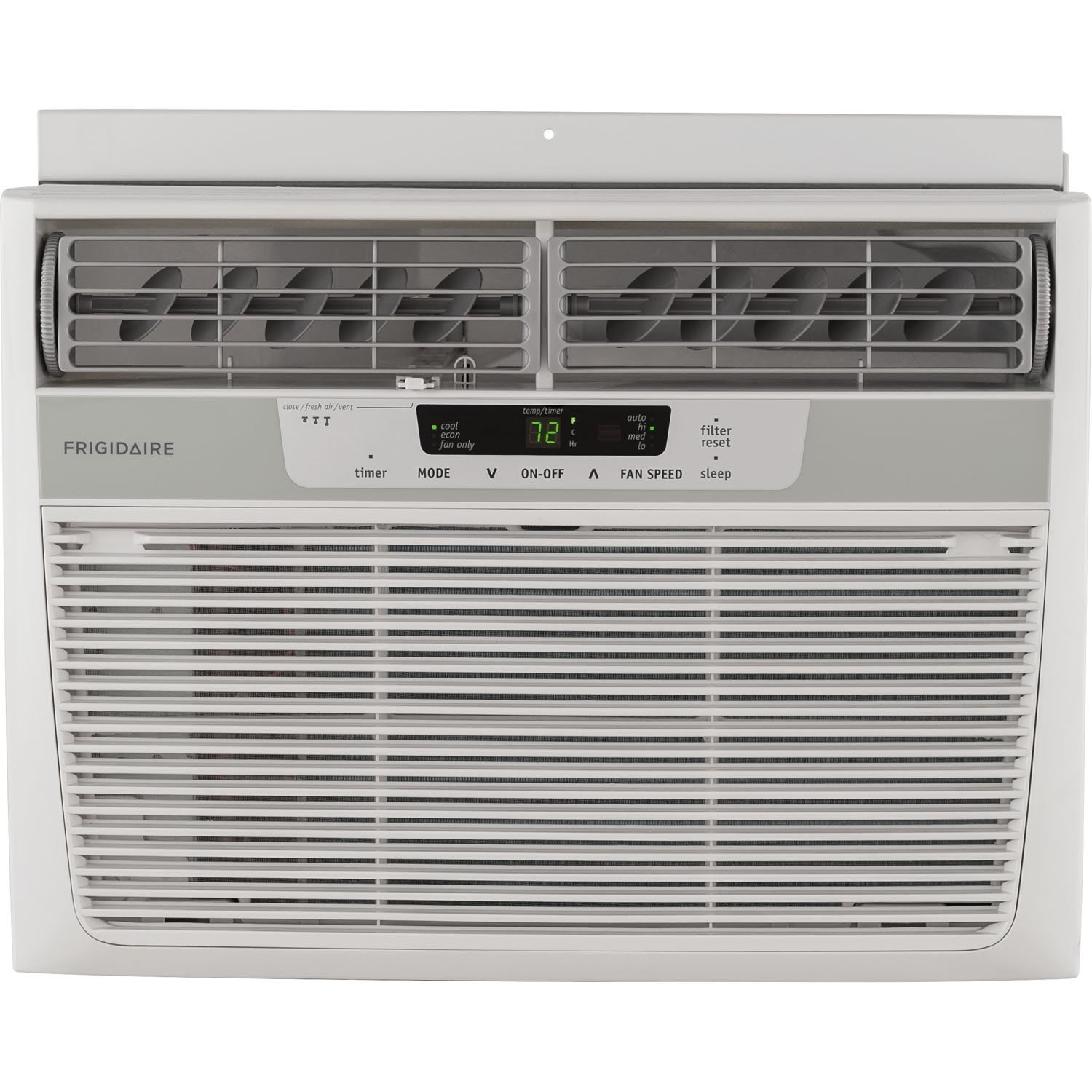 Review of Frigidaire FFRA1022R1 10000 BTU 115-volt Window-Mounted Compact Air Conditioner with Remote Control