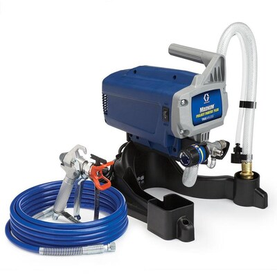 Review of Graco Magnum Project Painter Plus Electric Stationary Airless Paint Sprayer