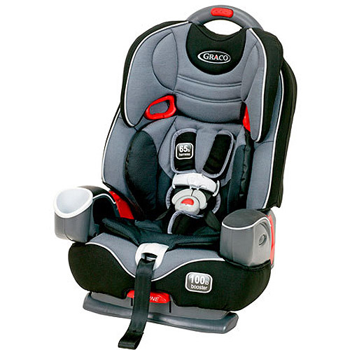 Review of Graco Nautilus 3-in-1 Car Seat