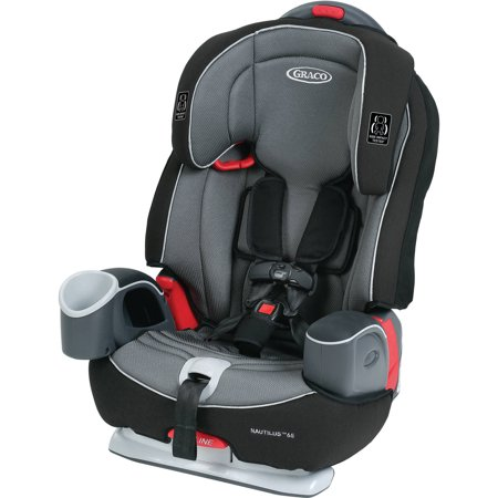 Review of Graco Nautilus 3-in-1 Multi-Use Car Seat, Bravo
