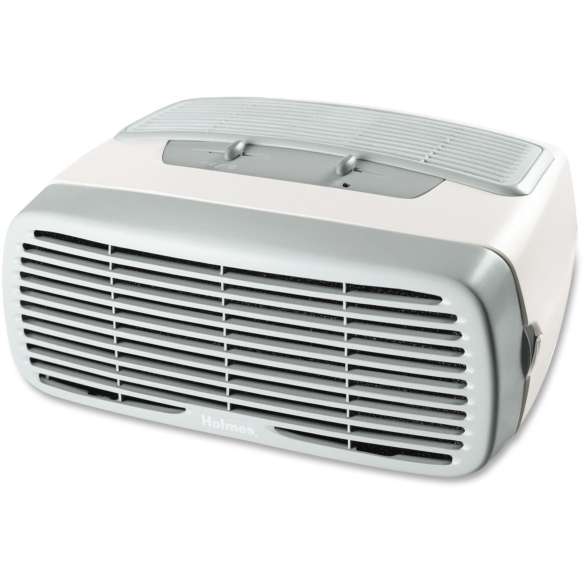 Review of High-Efficiency HEPA-Type Desktop Air Purifier, Carbon Filter (HAP242-UC)