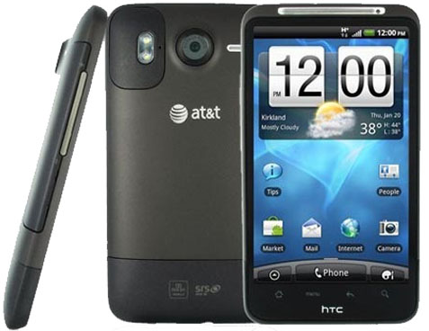 Review of HTC Inspire 4G
