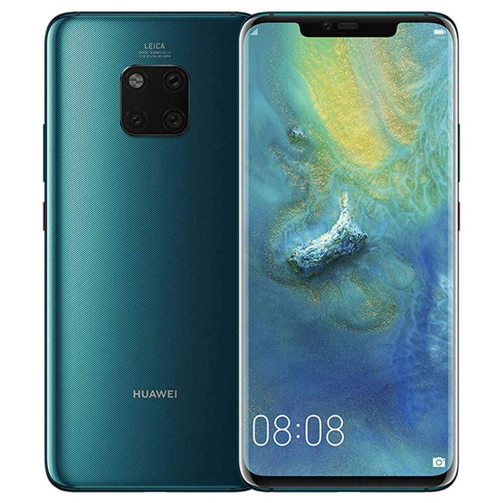 Review of Huawei Mate 20 Pro LYA-L29 128GB + 6GB - Factory Unlocked International Version - GSM ONLY, NO CDMA - No Warranty in The USA (Emerald Green)