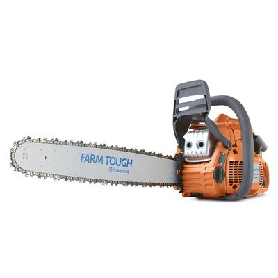 Review of Husqvarna 450 Rancher 20-in 50.2-cc 2-Cycle Gas Chainsaw