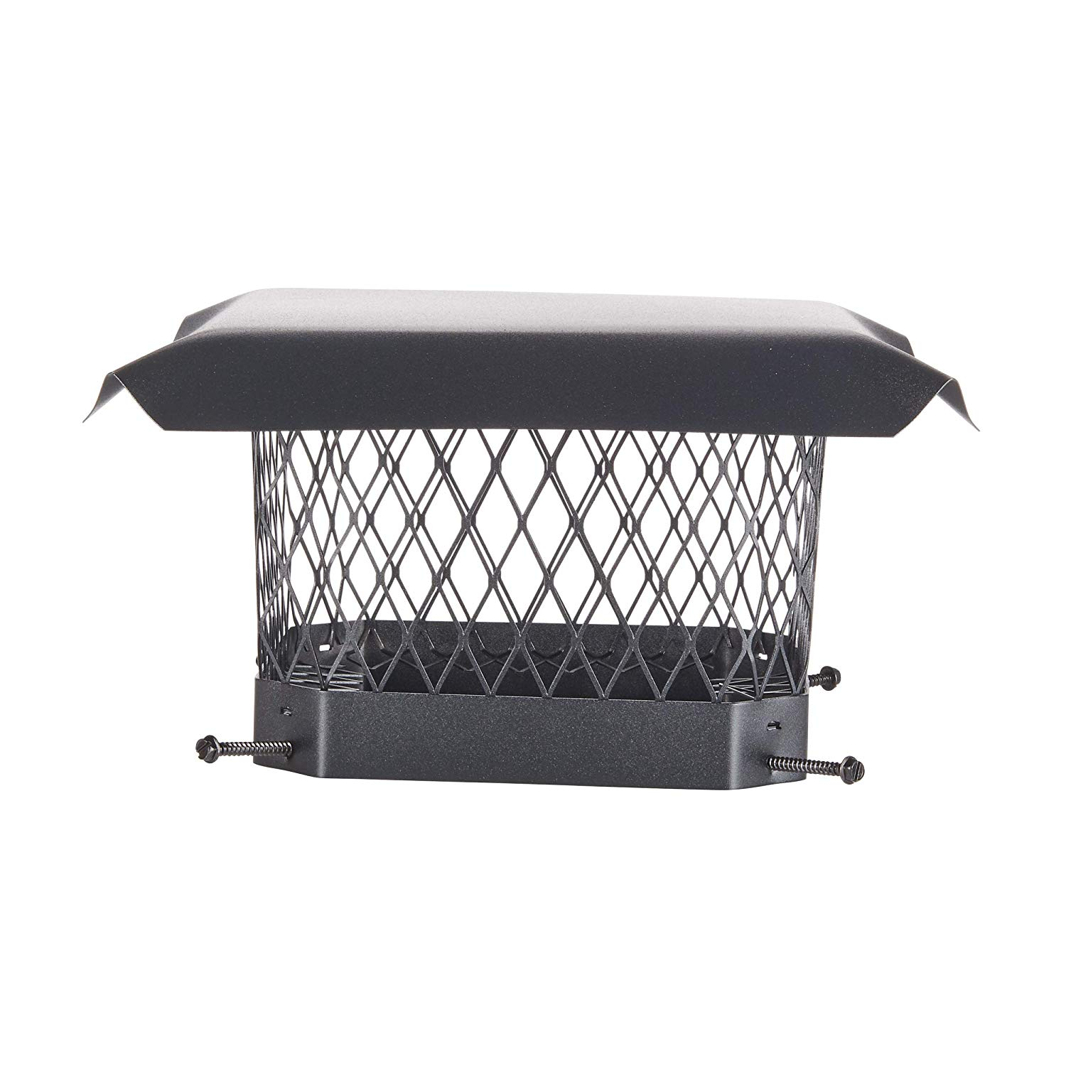 Review of HY-C SC99 Shelter Bolt On Single Flue Chimney Cover, Mesh Size 3/4
