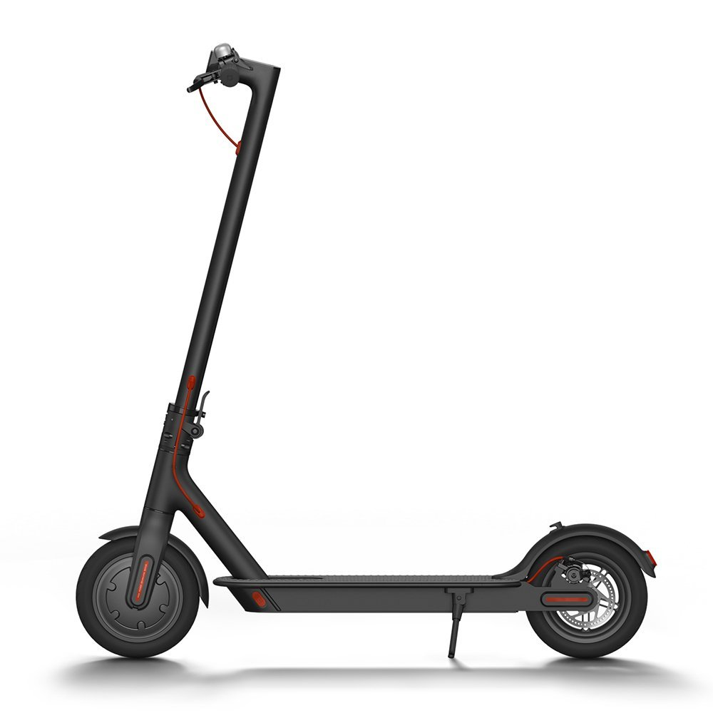 Review of Xiaomi Mi Electric Scooter, 18.6 Miles Long-range Battery, Up to 15.5 MPH