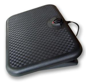 Review of Indus-Tool TT Toasty Toes Ergonomic Heated Footrest