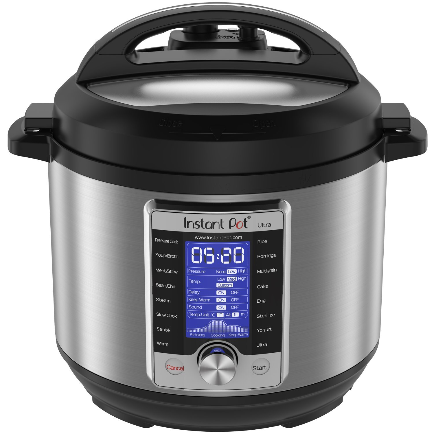 Instant Pot Ultra 6 Qt 10-in-1 Multi- Use Programmable