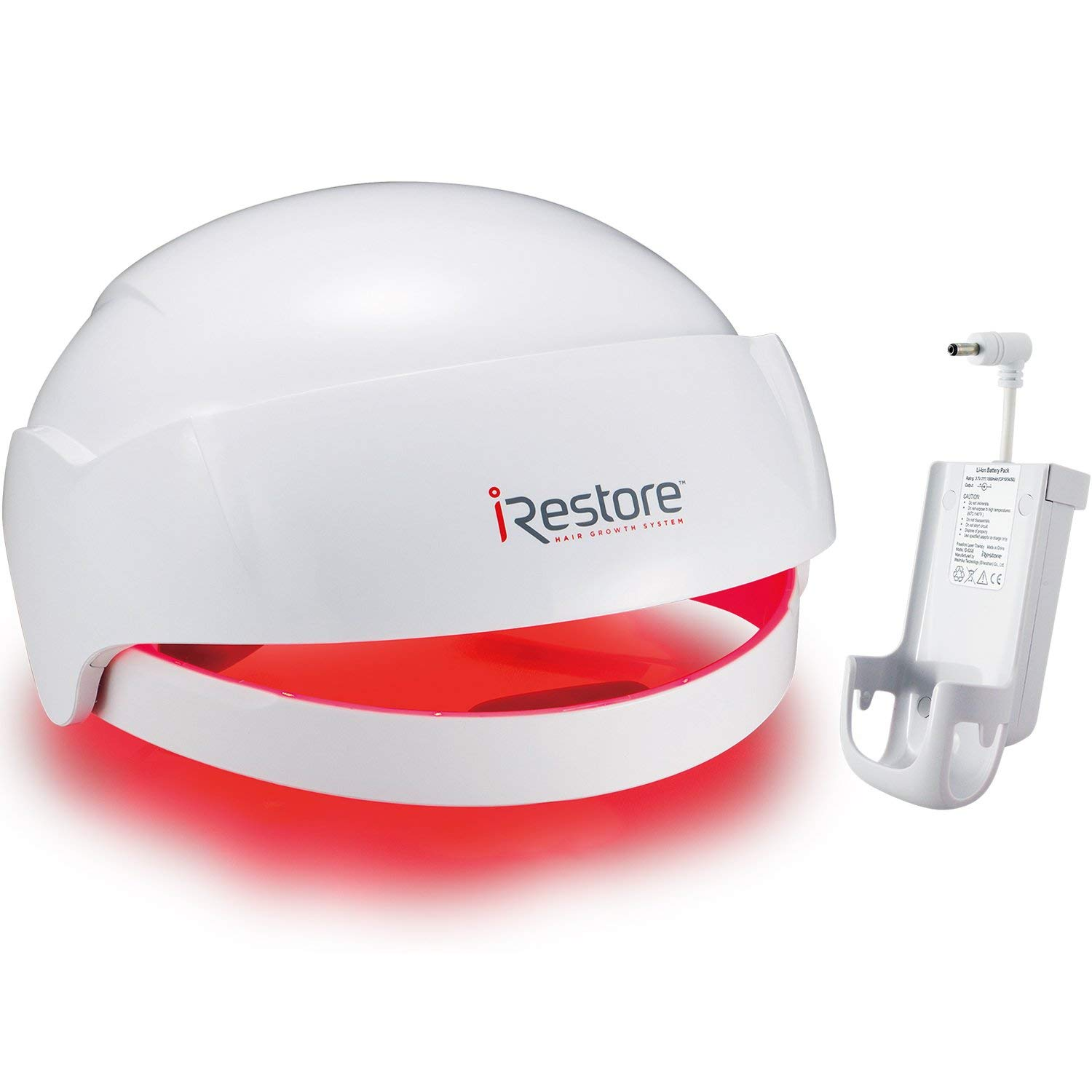 Review of iRestore Laser Hair Growth System
